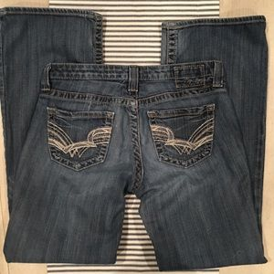 Big Star size 27 jeans Maddie 19 bootcut